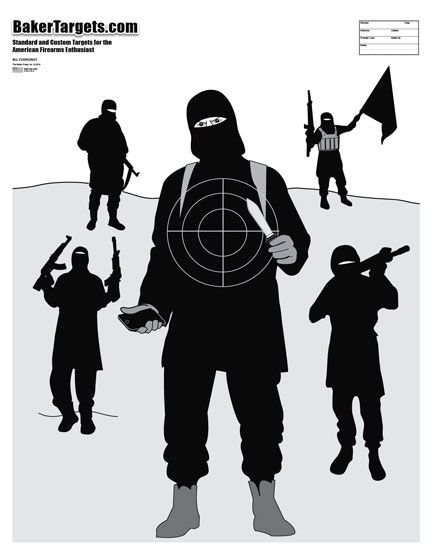 terrorist target