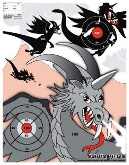 dragon target