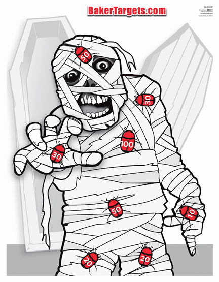mummy target