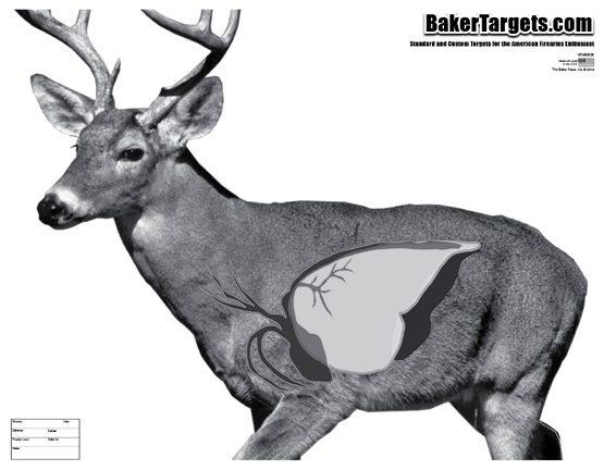 buck target-black