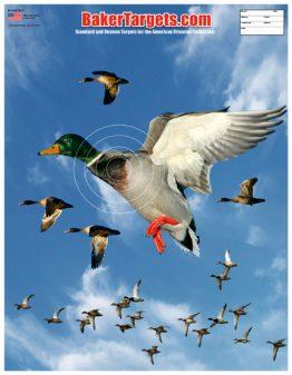 duck target-color