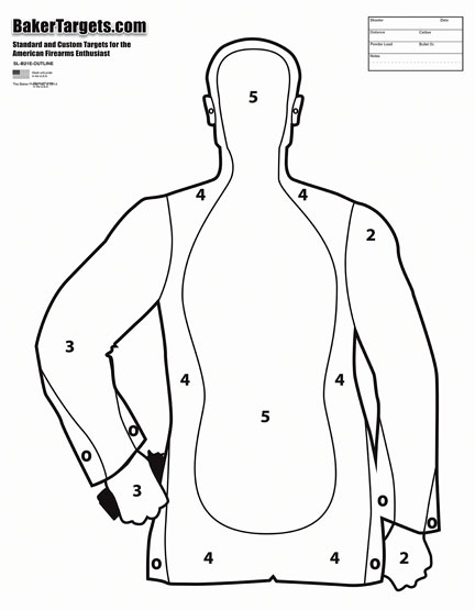 b21e target-outline