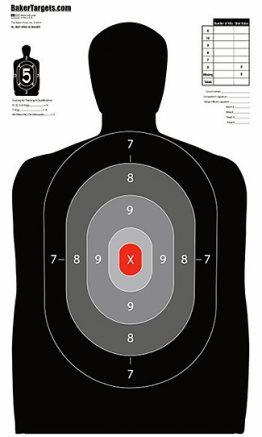 "b27 ""short"" target - pro-s"