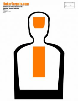 kill zone training target