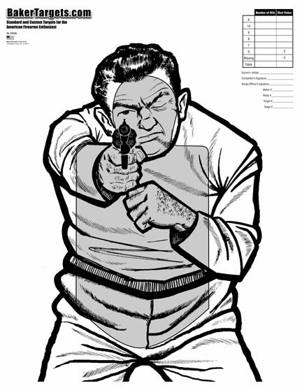 b60 thug target