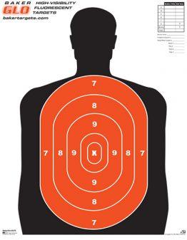 bakerglo b27e target