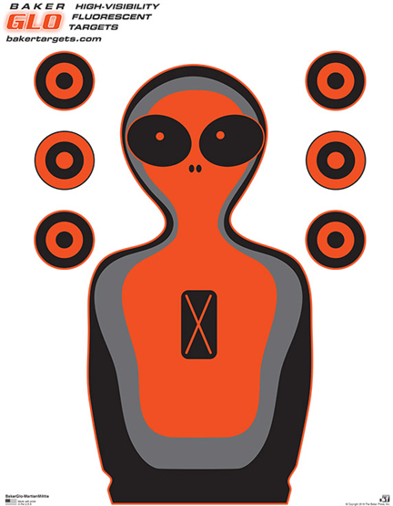 bakerglo martian militia target