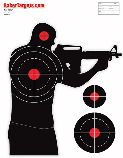 shooter target