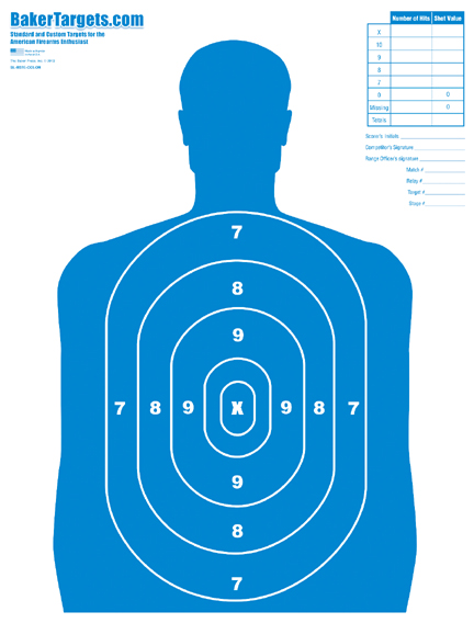 bulk shooting targets
