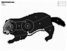 groundhog target
