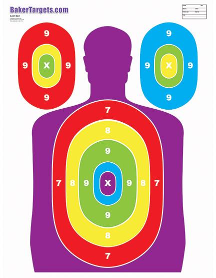 B27E-Multi Target