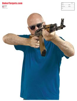 rifle threat
