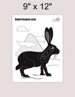 Jack Rabbit Target